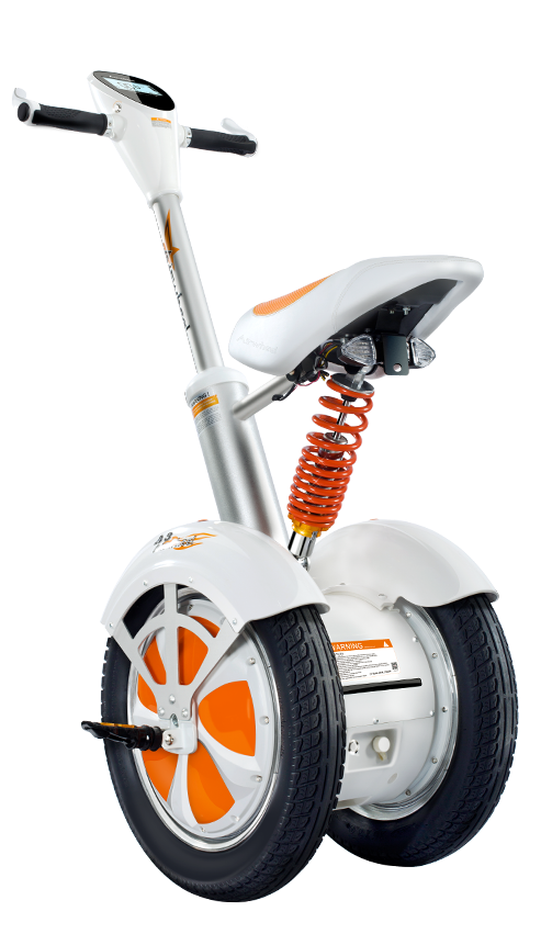 electric self-balancing scooter